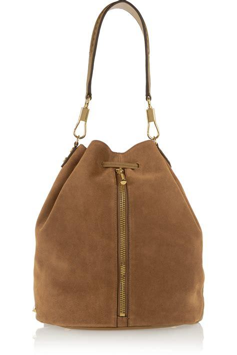 Elizabeth Bag Nangi Backpack Brown elizabeth and cynnie sling suede backpack in brown