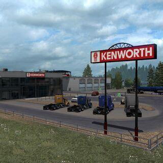 american truck simulator truck dealers truck simulator wiki fandom powered  wikia