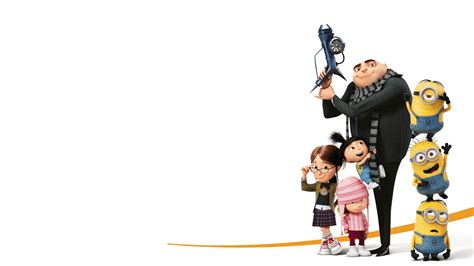 despicable me 3 despicable me 3 2017 animation wallpapers hd wallpapers