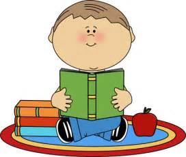 Child Reading Book Clipart clip child reading clipart best