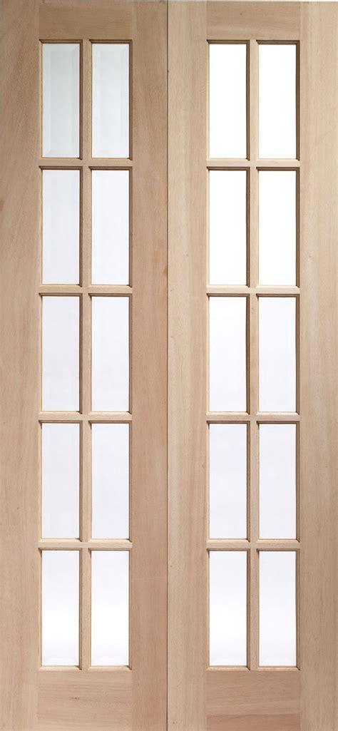 narrow french door  french doors hardwood