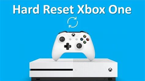 resetting xbox battery hard reset xbox one 5 methods to restore gaming console
