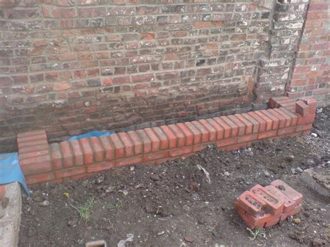 Wjl Building Services 100 Feedback Bricklayer In Rugeley Building Garden Wall