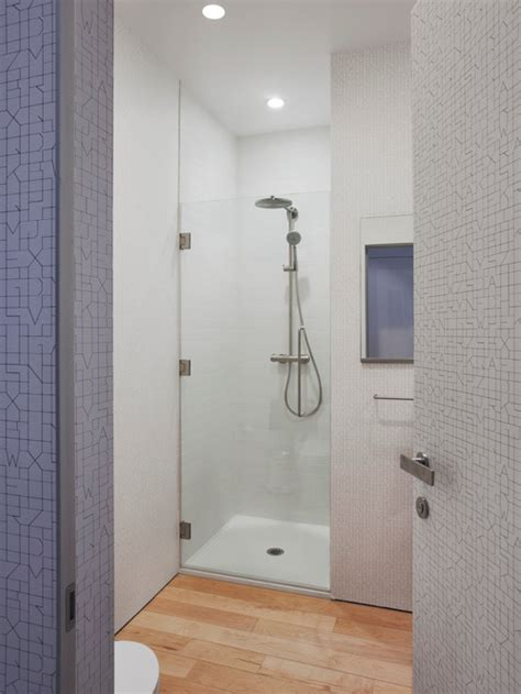 Small Shower Baths Small Shower Houzz
