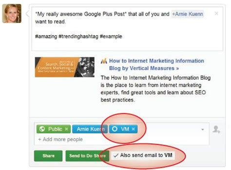 Search S Posts 20 Tips To Get More To Read Your Plus Posts