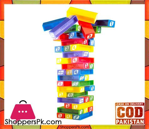 Uno Stacko By Plic Shop buy uno stacko at best price in pakistan