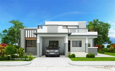 style home plans 2018 four bedroom modern house design with wide roof deck home design