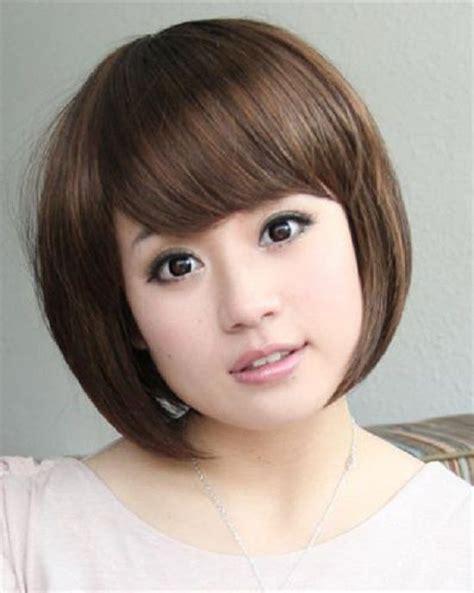 korean haircut for thick hair korean short haircut for girls women hairstyles ideas
