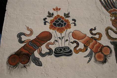 World Wall Map Mural traditional wall murals many building in bhutan have