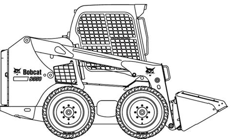 bobcat coloring page free drawing of a bobcat coloring pages
