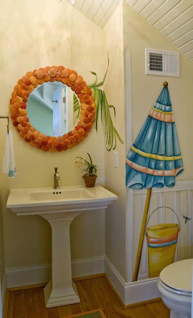 bathroom mural ideas knot on call
