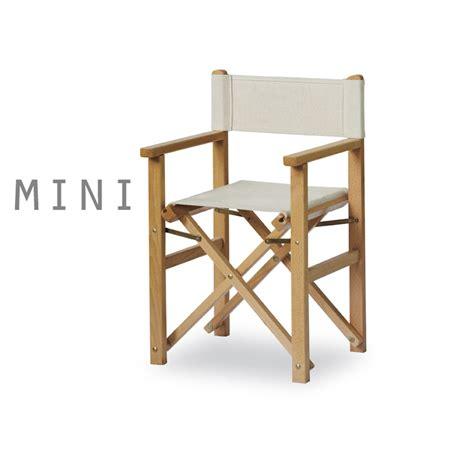 sedie alte per bambini sedia regista alta per bambini