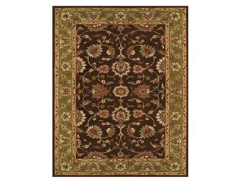 Brown And Green Area Rugs by Feizy Magellan Rectangular Brown Green Area Rug 8275f