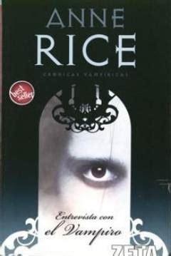 libro entrevista con el viro libro cr 243 nicas v 237 ricas i entrevista con el viro de anne rice 1976 interview with the