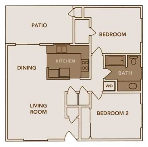 2 bedroom guest house plans guest house floor plans 2 bedroom home design and style