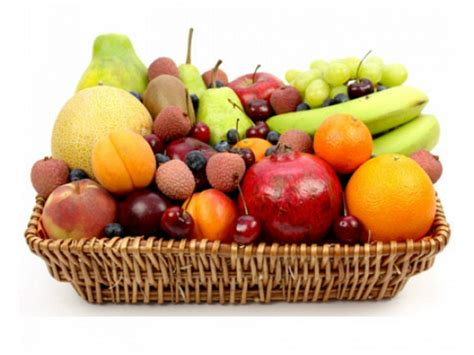 fruit basket exotic 3 kg fruit basket