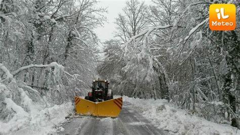 pescopennataro web meteo italia molise sotto la neve nella giornata di