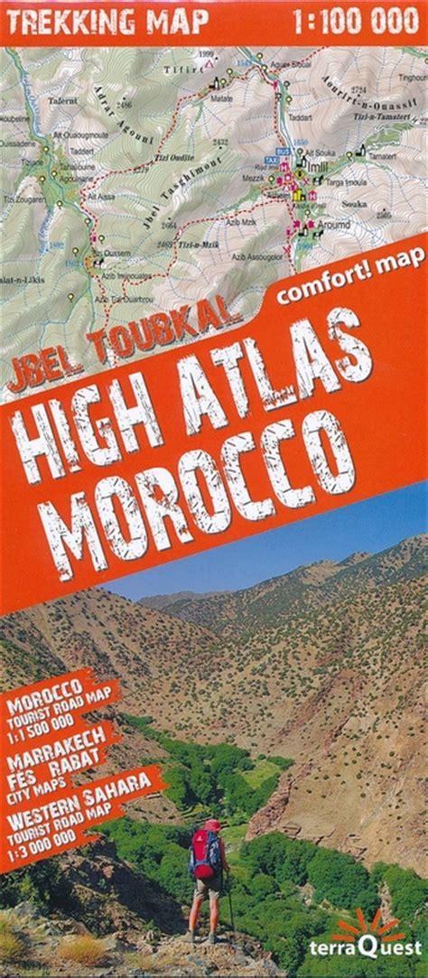 libreria stella alpina jbel toubkal high atlas morocco