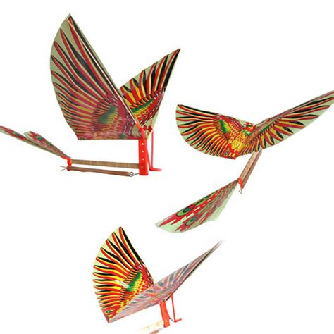 Handmade Birds Bandc - compare prices on rubber band plane shopping buy