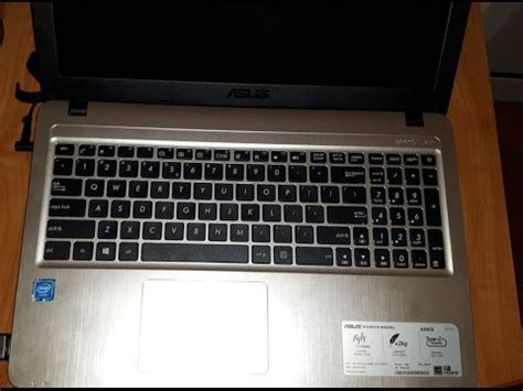 Asus Laptop Windows 10 Install asus a540s windows 10 installation