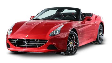 Image Ferrari by Ferrari California Red Car Png Image Pngpix