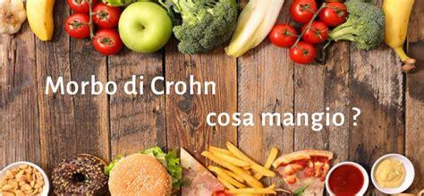 alimentazione crohn alimentazione