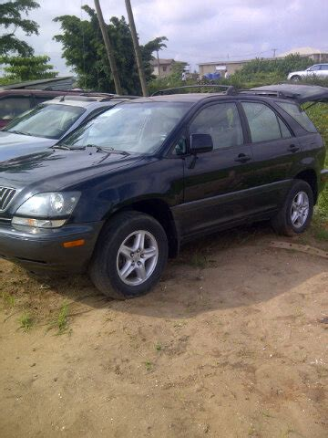 pimped lexus rx very clean 99 pimped to 01 lexus rx300 toks leather for