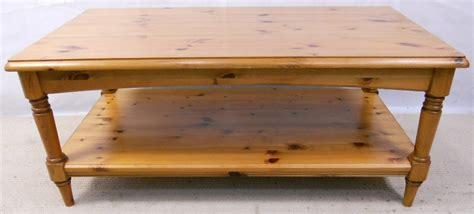 Antique Style Pine Long Coffee Table By Ducal Sold Ducal Coffee Table