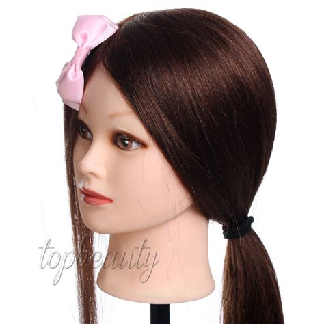 Neues Styling by New 100 Real Human Hair Practice Fashion