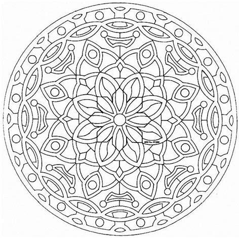 big mandala coloring pages mandalas y c 225 lculos 5to bimestre cemjesus