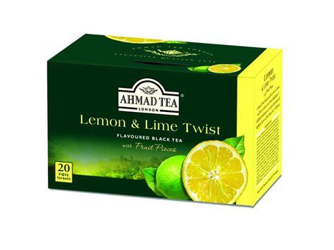 fruit 20 lime twists ahmad tea lemon lime twist 20 s from singapore ahmad