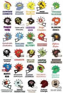 bowl team colors 134 best images about blood bowl deathball on