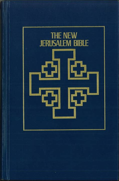 the new jerusalem books new jerusalem bible bible catalog