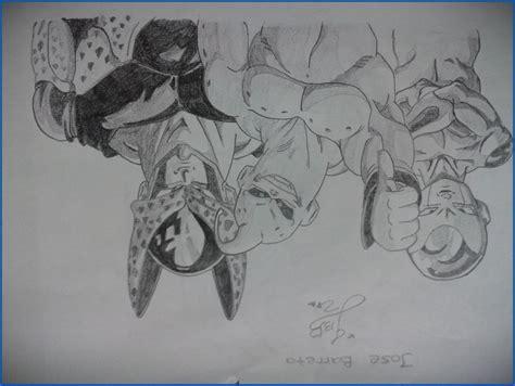 imagenes a lapiz de amigas dragon ball z dibujos a lapiz archivos dibujos de dragon