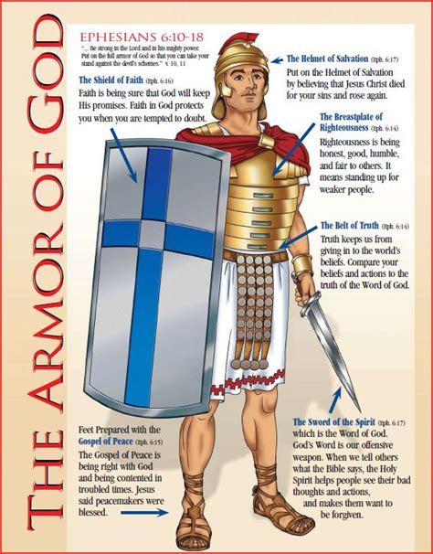 armoir of god put on the full armor st mark lutheran church school
