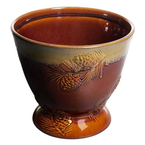 Ceramic Urn Planter by Big Sky Carvers Urn Planter Ceramic 2178f Save 47