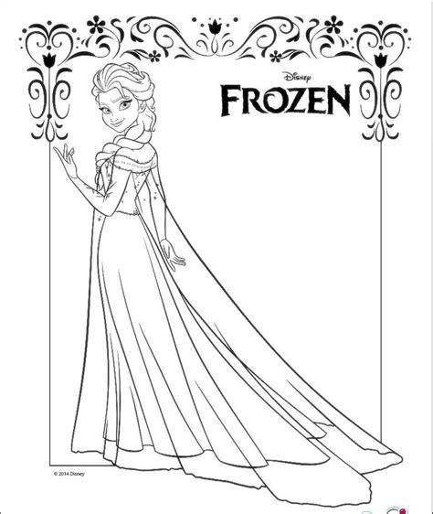 imagenes para colorear y imprimir de frozen 17 mejores ideas sobre imagenes de frozen elsa en