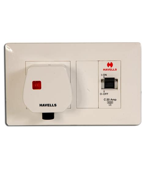Switch Ac Mobil buy havells ac box at low price in india snapdeal