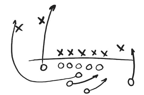 football x and o blank diagrams the gop s obamacare playbook has one football play and it