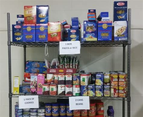 Montclair Food Pantry by Food Pantry Opens To Assist Students In Need The Montclarion