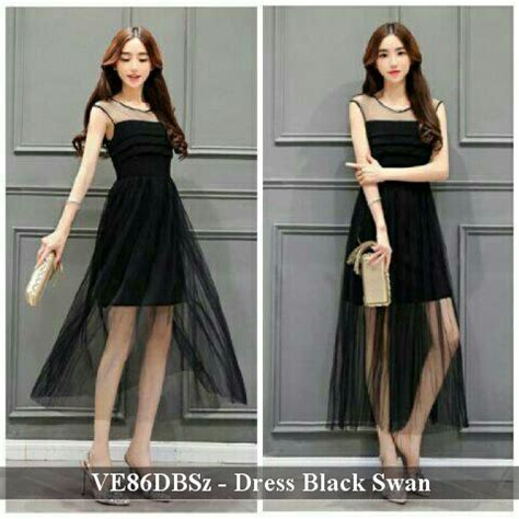 Dress Mix Tile ve86dbsz dress black swan 86 000 reseller 71 000 bahan
