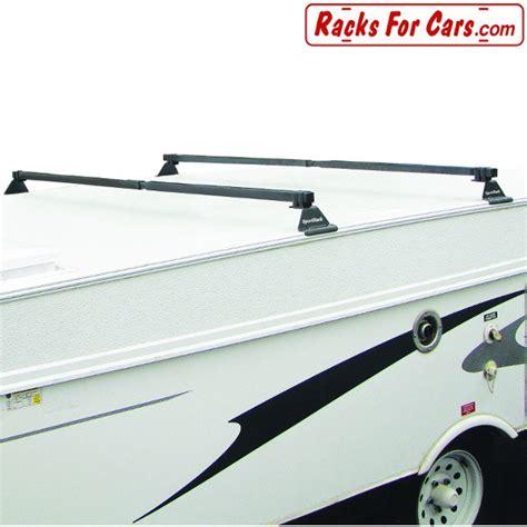 Roof Rack For Trailer by Sportrack Sr1020 Tent Trailer Roof Rack System Racks For