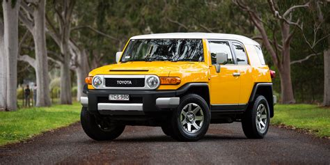 fj cruiser 2016 toyota fj cruiser review caradvice