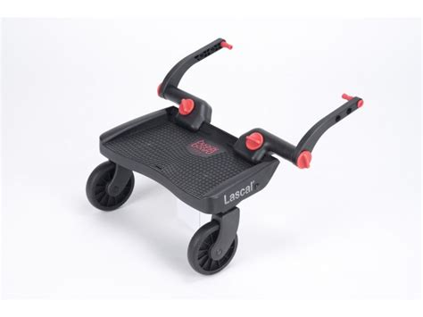 pedana per passeggini pedana per passeggino e carrozzine lascal buggy board mini