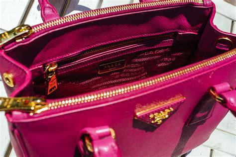 Pra Da Galleria an intimate look at the prada galleria bag bag and