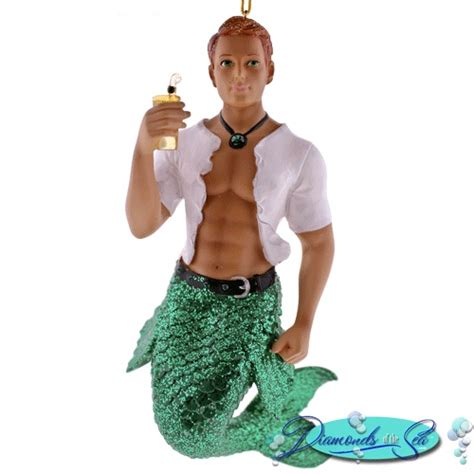 merman christmas tree ornaments merman christmas tree