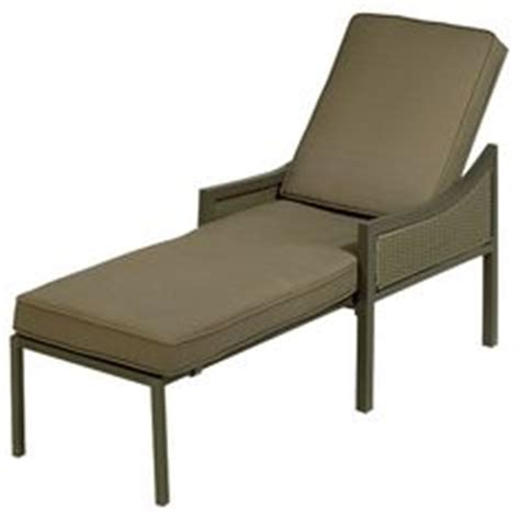 Patio Chair Cushions Rona 1000 Images About Outdoor Chaise Bed On