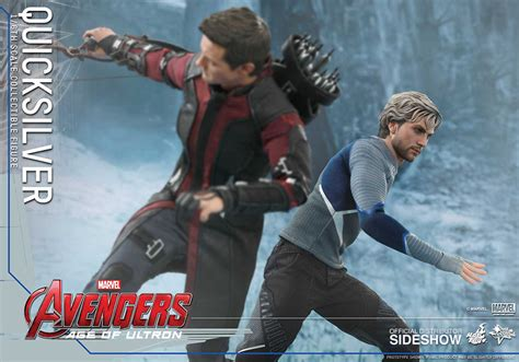 quicksilver movie toy marvel quicksilver sixth scale figure by hot toys