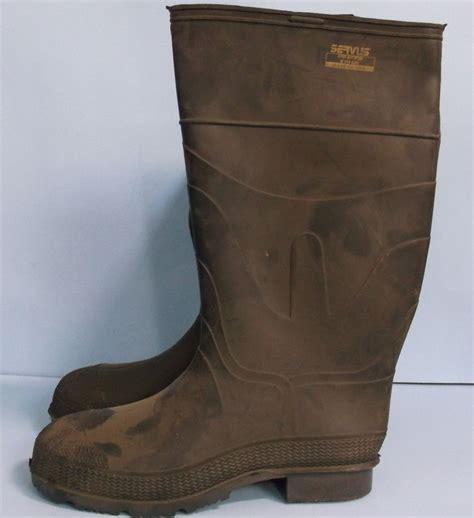 Boots M C Black servus black boot size 10 ansi z41 pt99 m i 75 c 75 ebay