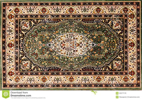 tapete arabisch arabic rug with floral pattern stock image image of